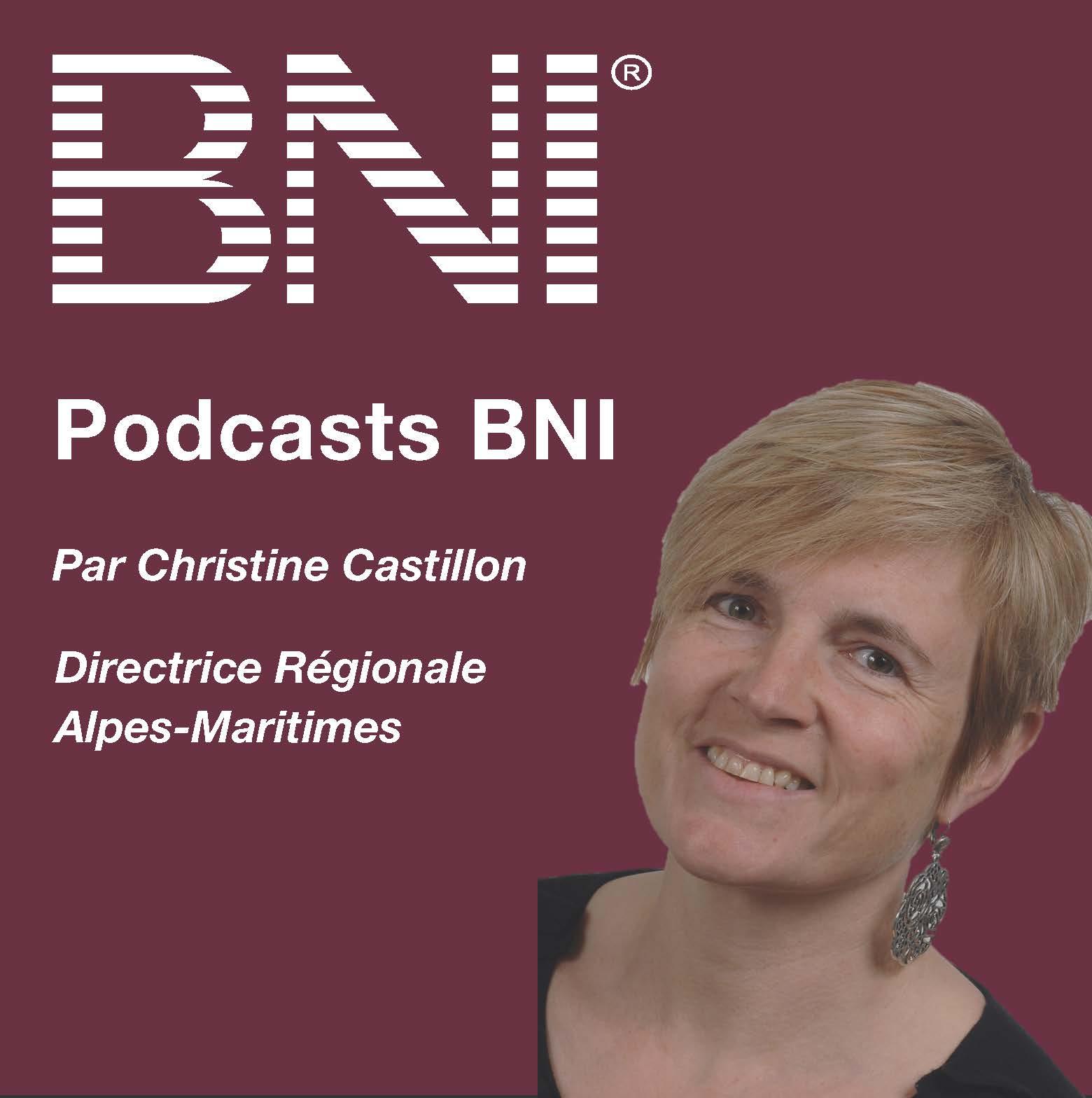 Logo podcasts C Castillon