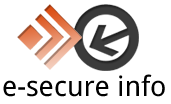 Esecure logo, Lyon, solutions informatiques, BNI