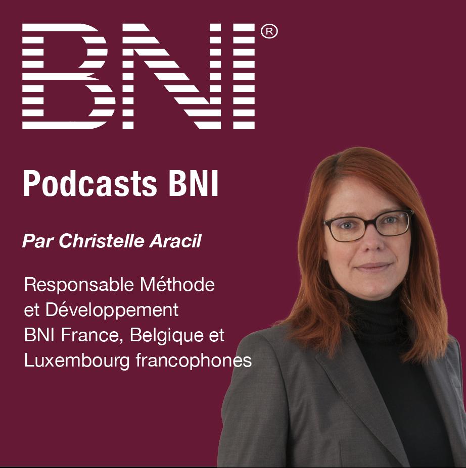 Christelle Aracil, BNI France Belgique et Luxembourg francophones