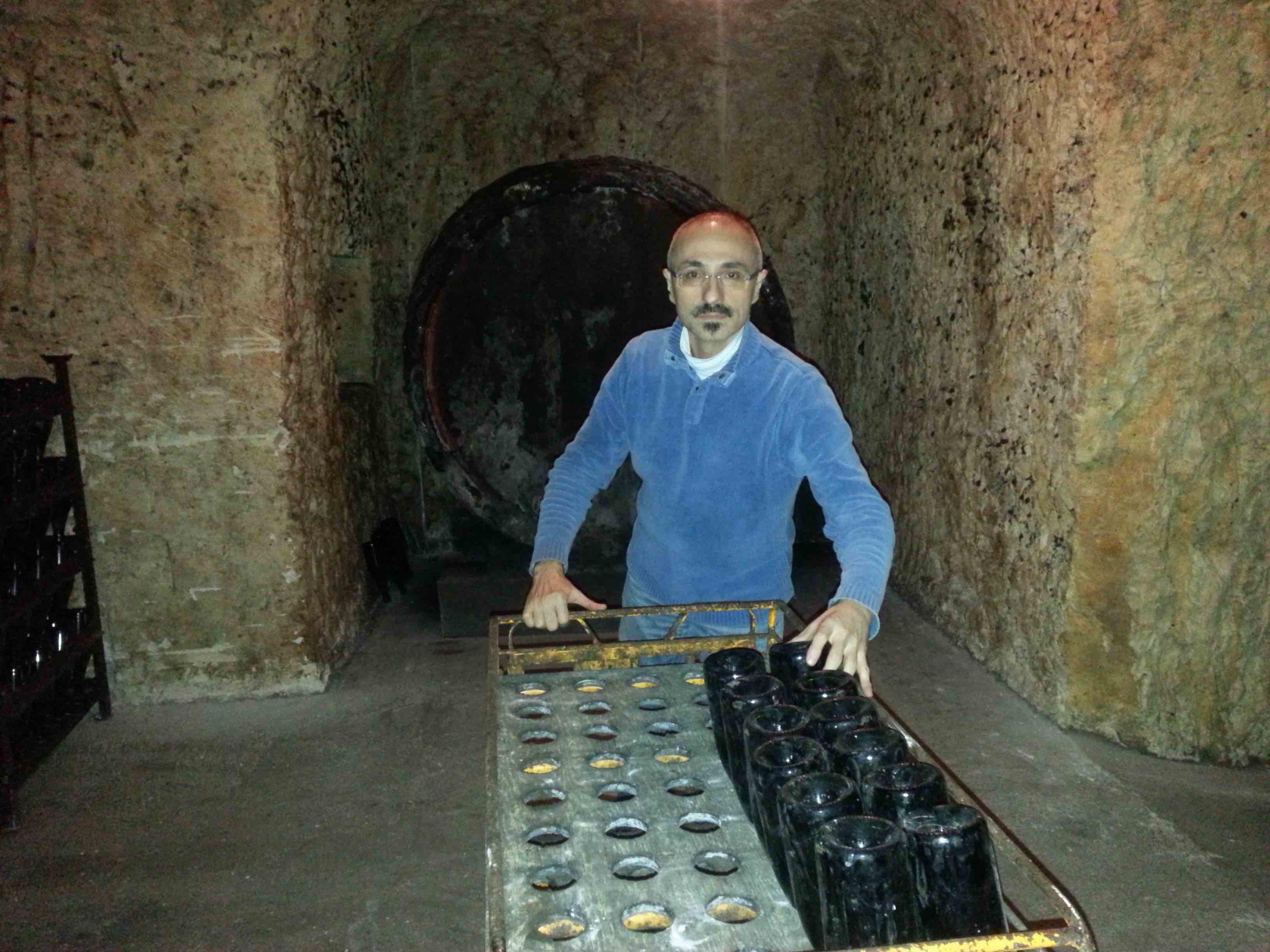 Paste Ludovic, Le Bois Joli, Epernay, Champagne
