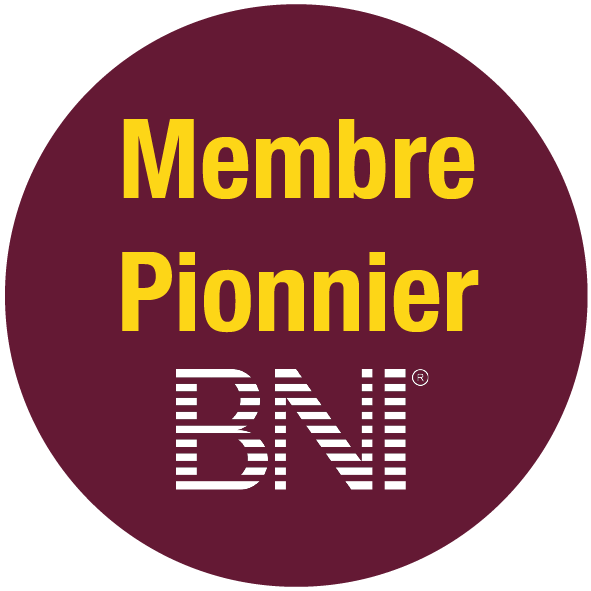 Membre Pionnier BNI