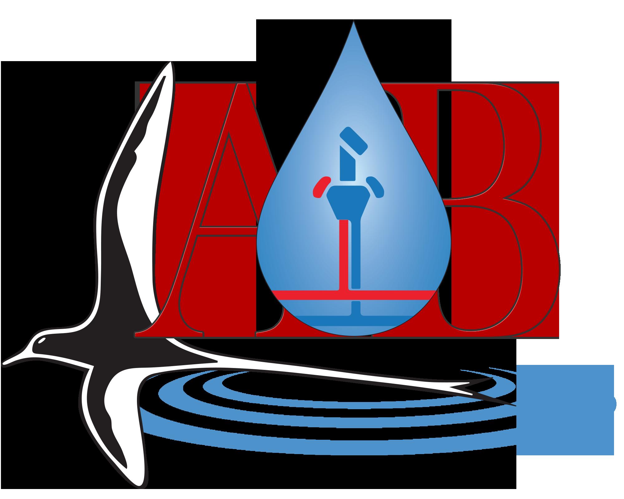 logo AB plomberie sud la reunion