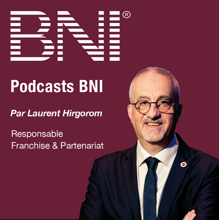Laurent Hirgorom, responsable franchise et partenariat BNI France