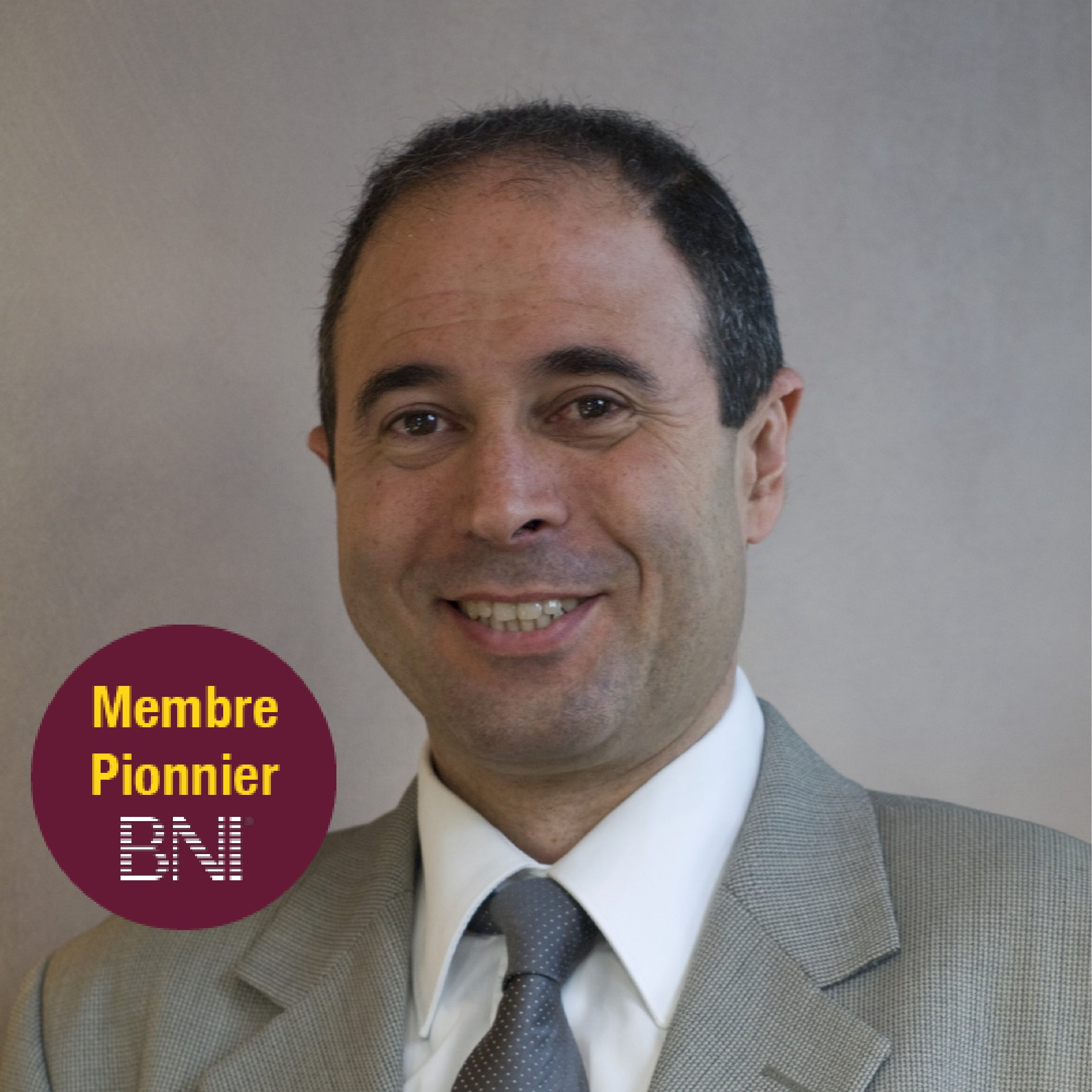 Yves Lorch, ASE Technologie, Paris, BNI Best and Breakfast