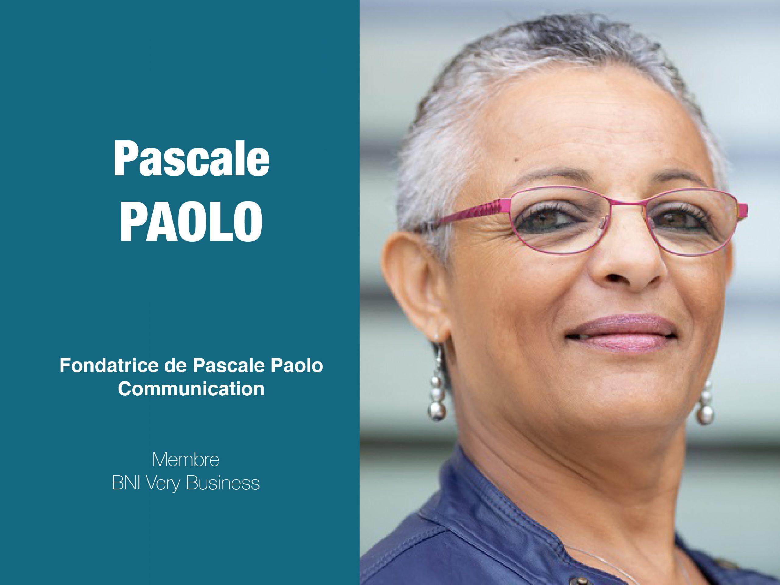 Pascale PAOLO BNI Very Business
