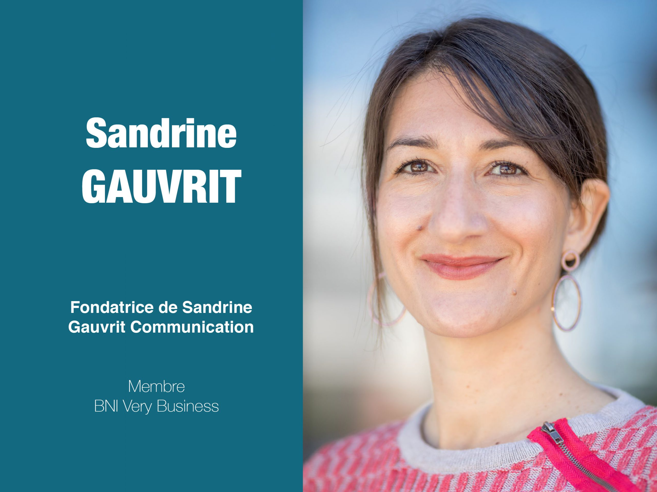Sandrine Gauvrit BNI Very Business