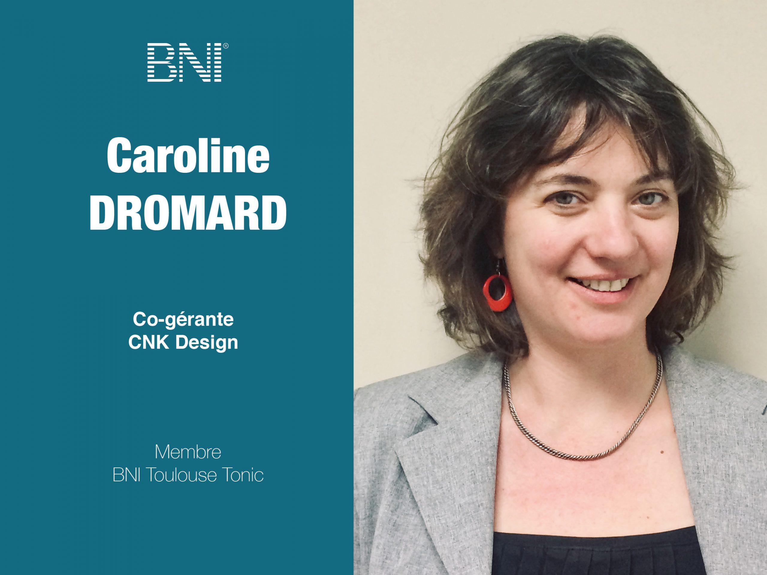 Caroline Dromard BNI Tonic